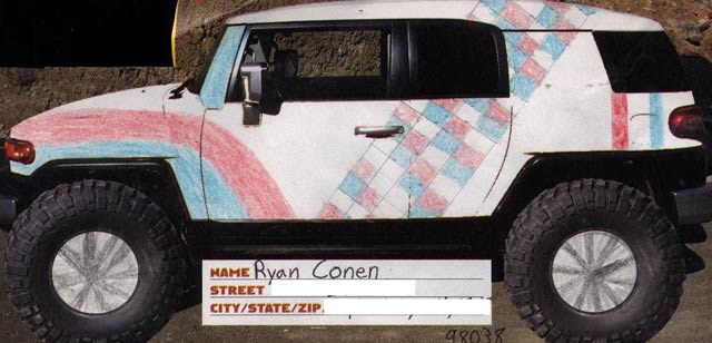 131 0610 z+2006 ua fj paint+Conen Ryan