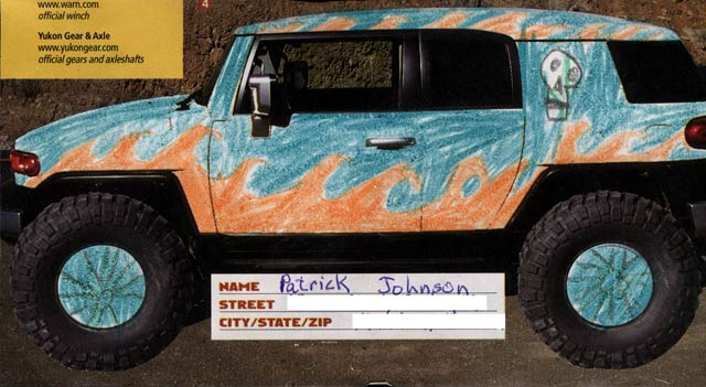 131 0610 z+2006 ua fj paint+Johnson Patrick
