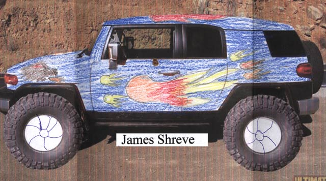 131 0610 z+2006 ua fj paint+Shreve James