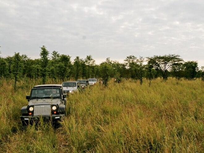 2007 Jeep Wrangler JK 4x4 Trail Test Review