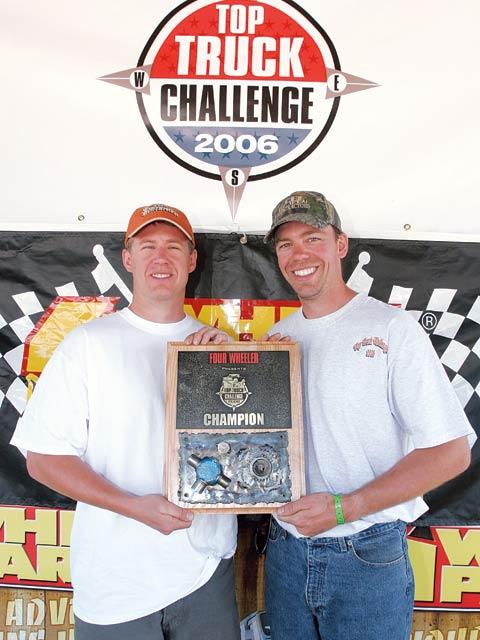 Top Truck Challenge 2006 Winner - Four Wheeler Magazine