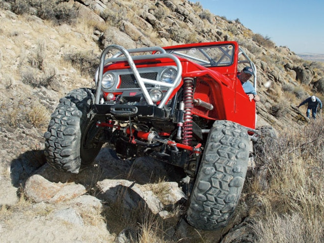 Owyhee Range, Idaho Rock Crawling - Your Own Private Idaho
