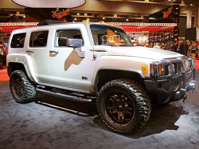 129 0704 08 z+hummer h3 open top+passenger side view