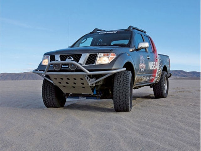 2005 Nissan Nismo Frontier front View Sand Photo 9241057