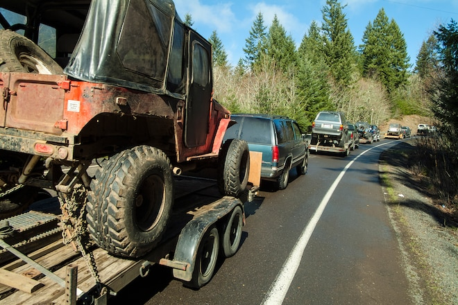 What to know Before you Hitch Up Your Off-Road Toys