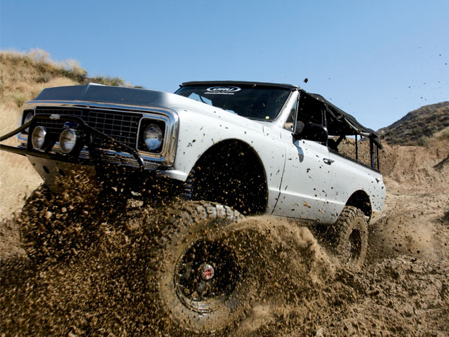 1972 Chevy K5 Blazer - Drop Dead Gorgeous