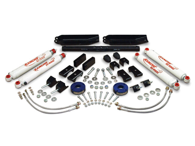 129 0603 10 z+suzuki samurai parts+suspension kit