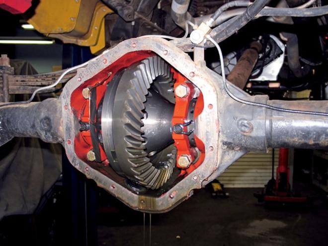 GM 14 Bolt Axle Rebuid Parts