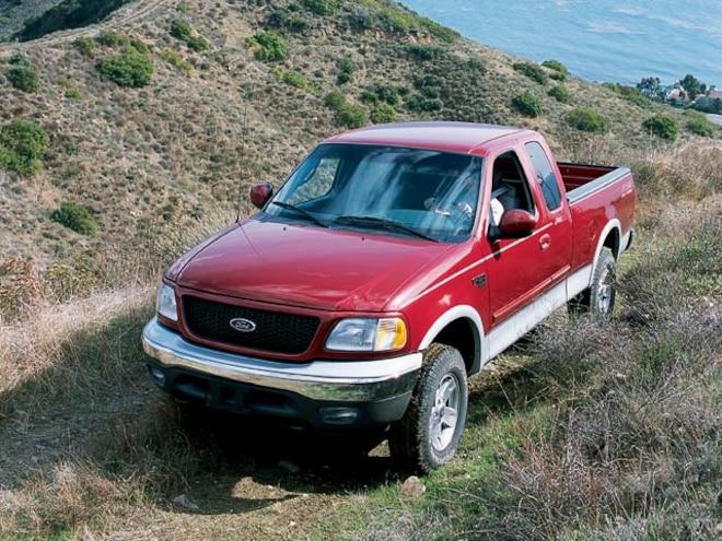2002 f150 fx4 gear ratio