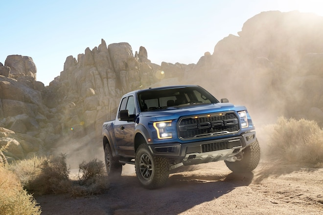 Ford F-150 Raptor Transfer Case Gives Best of Both Worlds