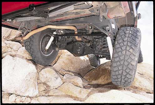 Solid-Axle Swap: Toyota 4Runner - Technical Articles - Four Wheeler