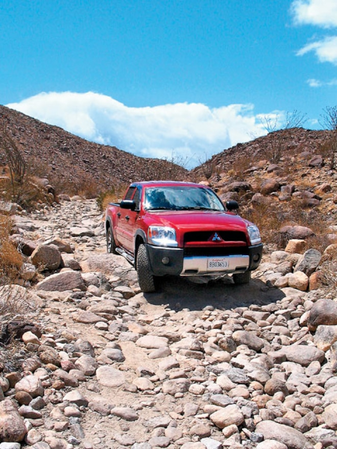 2006 Mitsubishi Raider DuroCross Review - Long Term Report