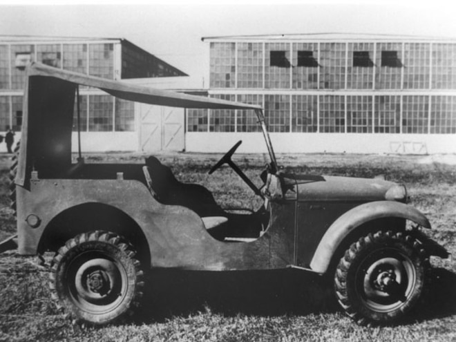 History of the Universal Jeep - A Lesson in Jeep History