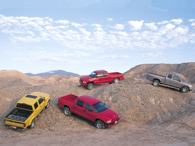 2000 Pickup Truck of the Year