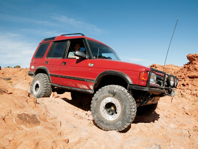 1994-2004 Land Rover Discovery Upgrades - Weak Links, Strong Fixes