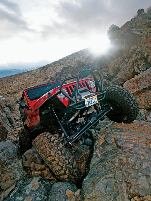 2006 Jeep Wrangler Unlimited - Unlimogted