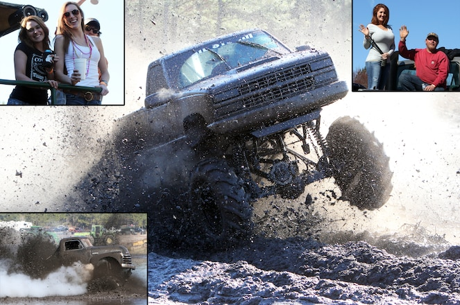 Video And Huge Photo Gallery From Trucks Gone Wild At South Berlin Mud Ranch