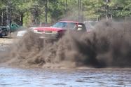 trucks gone wild south berlin mud ranch chevrolet pickup truck driving through mud