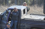 trucks gone wild south berlin mud ranch attendees with truck