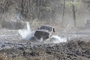 trucks gone wild south berlin mud ranch toyota truck driving through mud