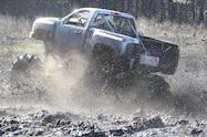 trucks gone wild south berlin mud ranch gmc truck driving through mud