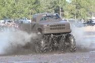 trucks gone wild south berlin mud ranch chevrolet truck driving through mud