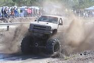trucks gone wild south berlin mud ranch chevrolet truck driving thorugh mud