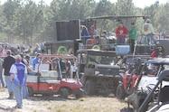 trucks gone wild south berlin mud ranch crowd
