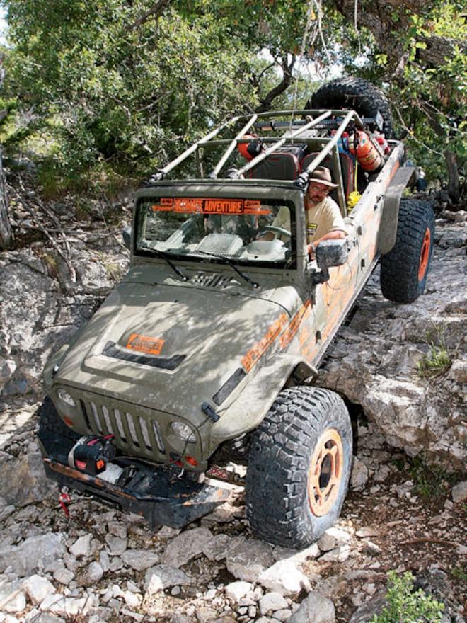 2007 UA Jeep JK Wrangler - UAJK