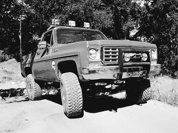 1978 chevy k20 mpg