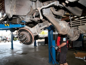 Dana 44 ttb front axle
