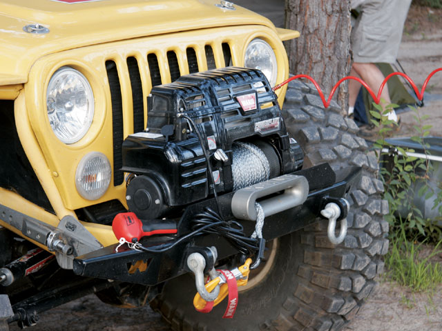 2007 Ultimate Adventure Sponsors warn Winch Photo 9342755