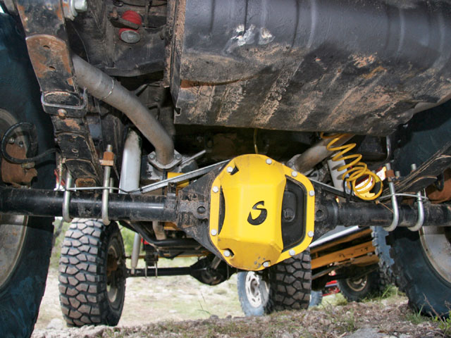 2007 Ultimate Adventure Sponsors superlift Suspension Photo 9342758