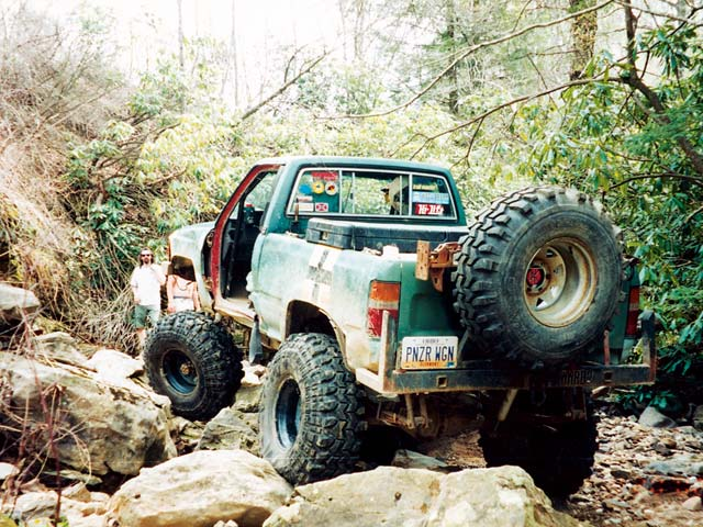 1987 Toyota Truck rear View Photo 9346913