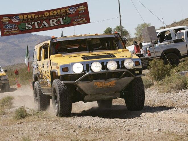 Team Hummer - Best in the Desert Terrible 250 Race