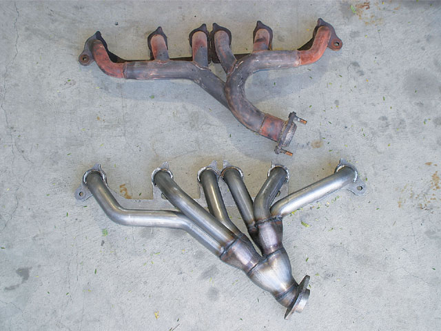 154 0703 06 z+jeep cherokee xj 10 day jeepspeed+exhaust manifold comparison