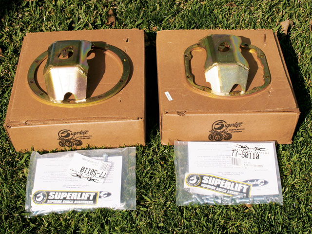 superlift Extreme Ring Differential Guard kit View Photo 9367143