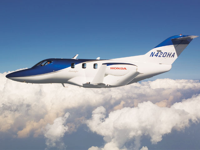 129 0702 09 z+hondajet+side view sky