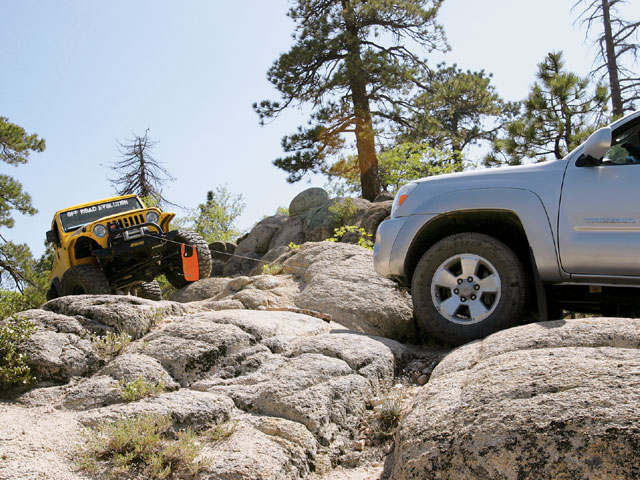 ARB Winching and Recovery Kits - Winching How To