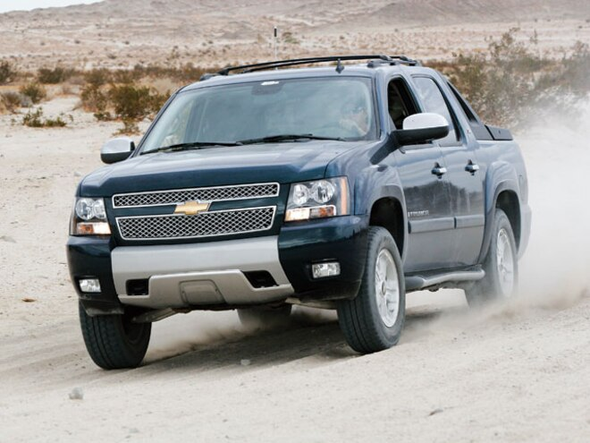 2007 Chevrolet Avalanche LT - 2007 4x4 Of The Year