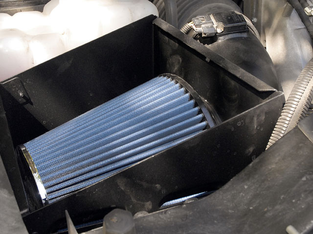 0711or 07 z+2007 chevrolet 3500+bull dog air intake