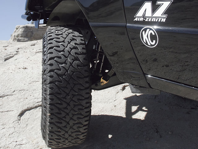 0710or 06 z+2005 ford ranger+glassworks front fenders