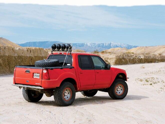 2001 Ford Explorer Sport Trac - Danger Ranger