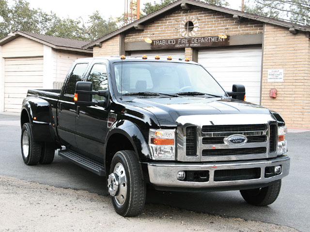 0712or 02 z+2008 ford f450 lariat sd 4x4+exterior view release