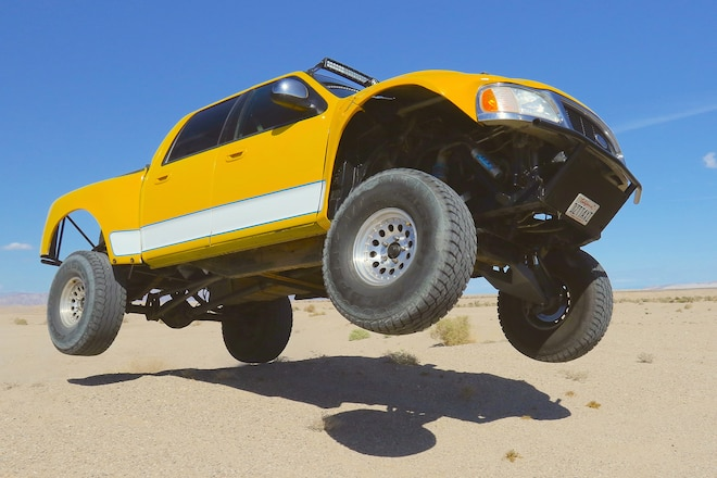 One Wild Ride - 2001 Ford F-150 Supercrew