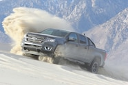 2016 chevy colorado trail boss in sand dune