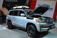 2015 SEMA Show Monday land cruiser