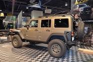 2015 SEMA Show Monday aev jeep