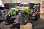 2015 SEMA Show Monday nitro gear buggy