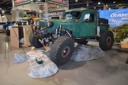 2015 SEMA Show Monday dodge power wagon